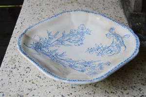 schaal faience jemappes 2174a