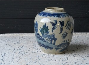 oud chinees gemberpotje 10034